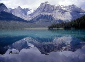 Canada: Emerald Lake 1997
