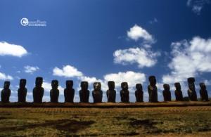 Cile: Isola di Pasqua 2001