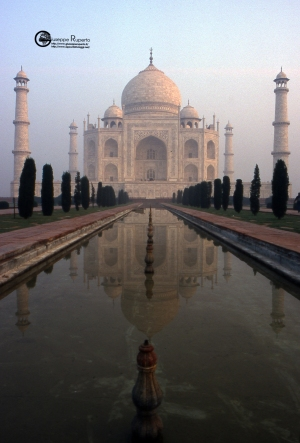 India: Agra 2002