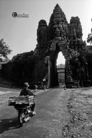 Cambogia: Angkor Wat 2004